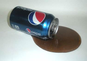 Fake Spill - Pepsi Can Spill, Realistic Spill, Prop