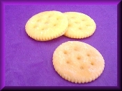 Wax Ritzy Crackers