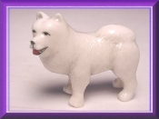 Samoyed (Porcelain)