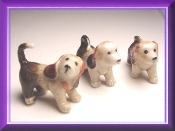 Beagle Set (Porcelain)
