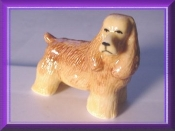 Cocker Spaniel (Porcelain)