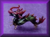 Asian Dragon (glass)