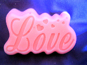 Glycerin Soap - LOVE