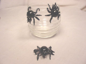 Spiders - Glass Miniature