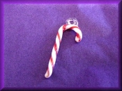 Candy Canes tiny - Glass