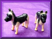 German Shepard (Porcelain) Mini
