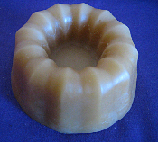 Wax Bundt Cake small