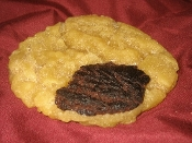 Cookie, Large Wax Cookie, Fake Food, Prop